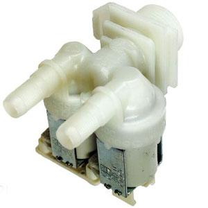 Электромагнитный клапан подачи воды для стиральной машины (заливной, впускной клапан)